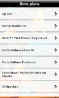 Screenshot of Rouen Etudiants