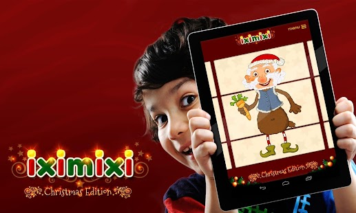 Iximixi Christmas Puzzle- screenshot thumbnail