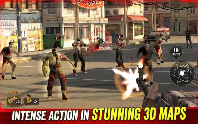 Zombie Hunter: War of The Dead v1.7.6