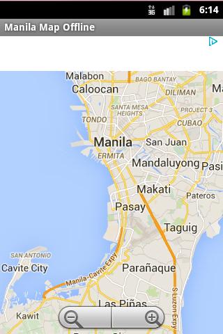 Manila City Maps Offline