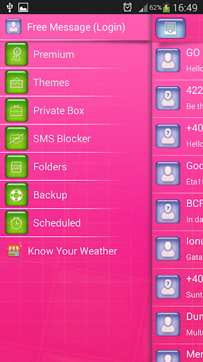 玩免費娛樂APP|下載GO短信加强版彩色 app不用錢|硬是要APP