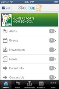 Hunter Sports High - screenshot thumbnail