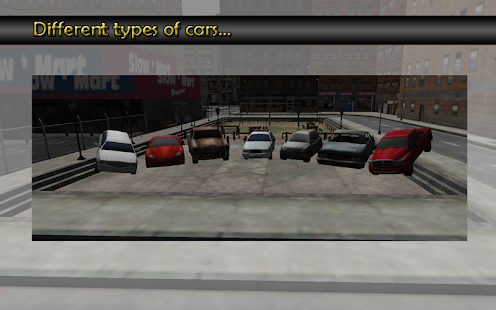 Car City Parking 3D 2 - screenshot thumbnail