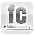 fotocommunity photo app (free) logo