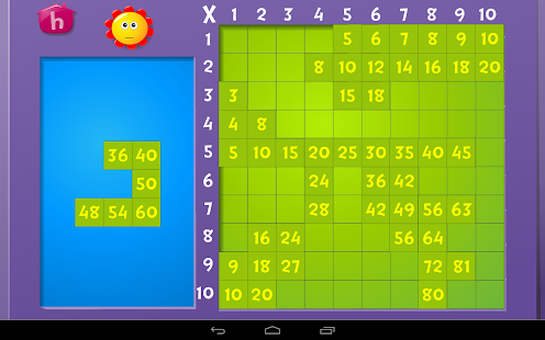Eggy Times Tables- screenshot thumbnail