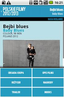 Polskie Filmy 2012/2013 - screenshot thumbnail