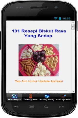 101 Resepi Biskut Raya Sedap