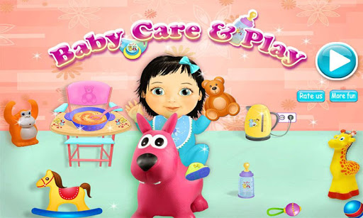 Little Baby Care and Play