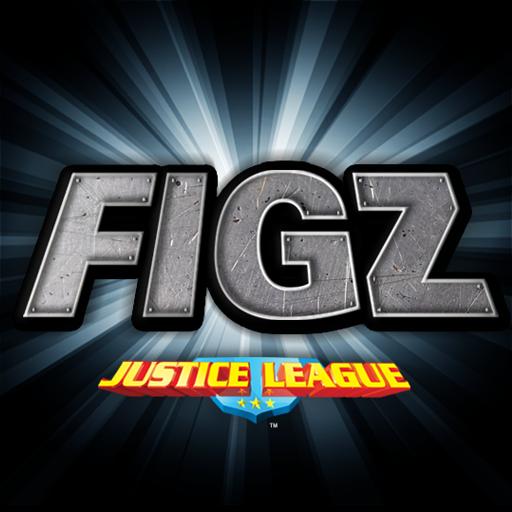 FIGZ Justice League: AR 娛樂 App Store-癮科技App
