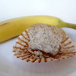 Banana-Nut Oat Bran Muffins.