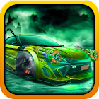 3D Road Rider Dune Riot Racing icon