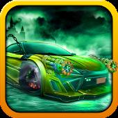 3D Road Rider Dune Riot Racing