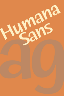 Humana Sans ITC FlipFont Screenshot 7