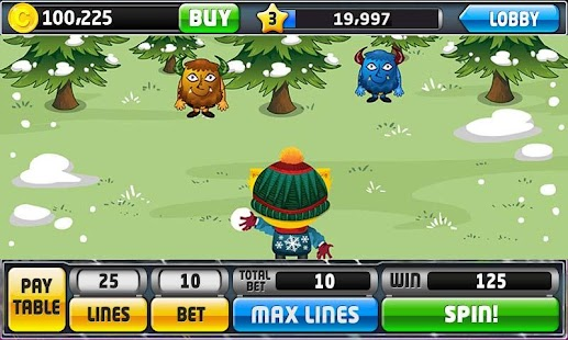 Slots Farm - slot machines - screenshot thumbnail