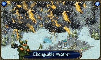 Screenshot of Majesty: Northern Kingdom