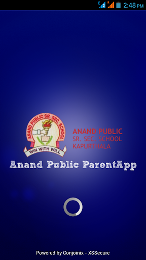 Anand Public School ParentApp