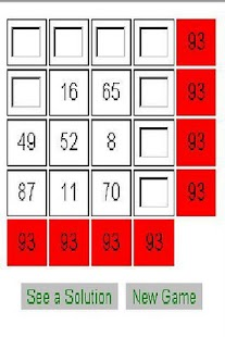 Math Wiz Square screenshot