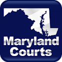 Maryland Courts Directory logo