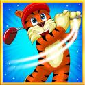 Tiger Golf icon