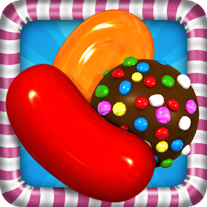 Candy Crush Saga    Varies with device   Logo
