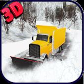 Snow Rescue op : Excavator 3D