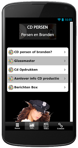 CD Persen Nederland