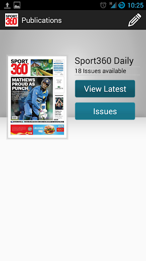 Sport360 daily newspaper