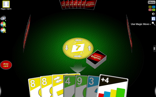 Crazy Eights 3D 1.0.1 screenshots 6