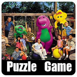 BARNEY AND FRIENDS PUZZLE 休閒 App LOGO-APP試玩