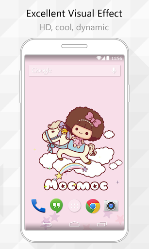 Little Mocmoc Live Wallpaper