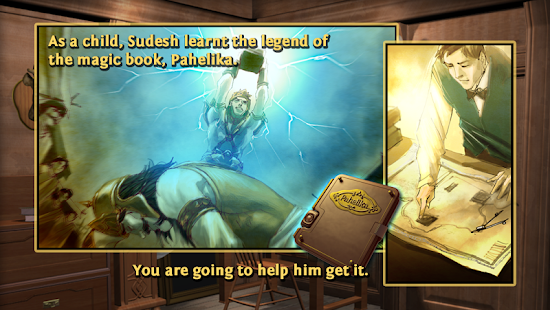Pahelika: Secret Legends- screenshot thumbnail