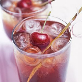 Cherry Sparklers