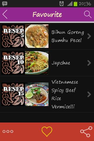 【免費書籍App】Resep Bihun Pilihan-APP點子