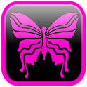 Butterflyglow GoLauncherTheme icon