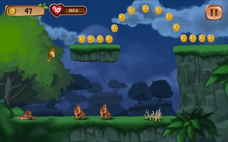 Banana Island –Monkey Kong Run 1.92 screenshot 638913
