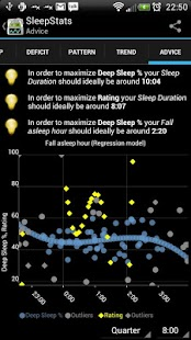 SleepStats - screenshot thumbnail