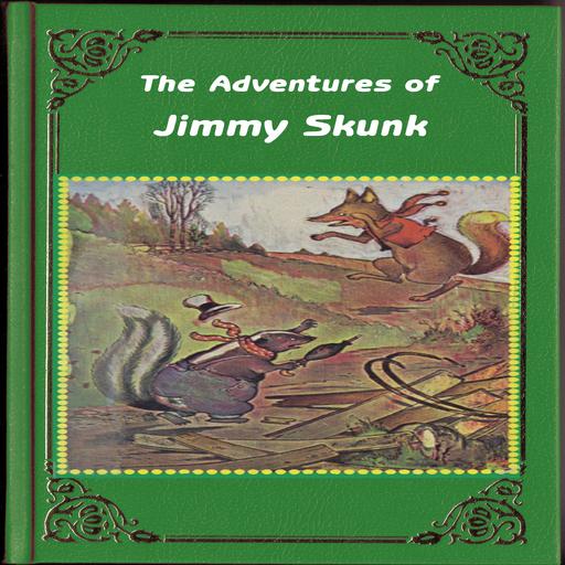 The Adventures of Jimmy Skunk LOGO-APP點子
