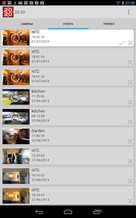 Security Camera Alarm System - screenshot thumbnail