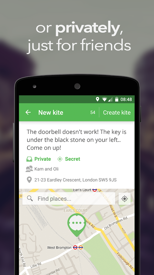 Kites - screenshot