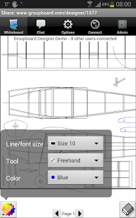 Groupboard - screenshot thumbnail