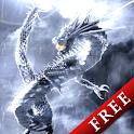 White Dragon Storm Free logo