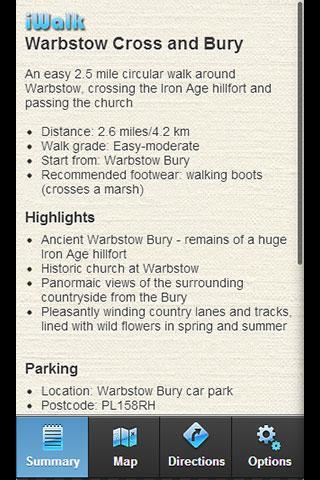 iWalk Warbstow Bury