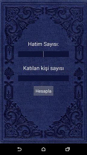 Hatimator