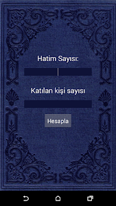 Hatimator screenshot 0