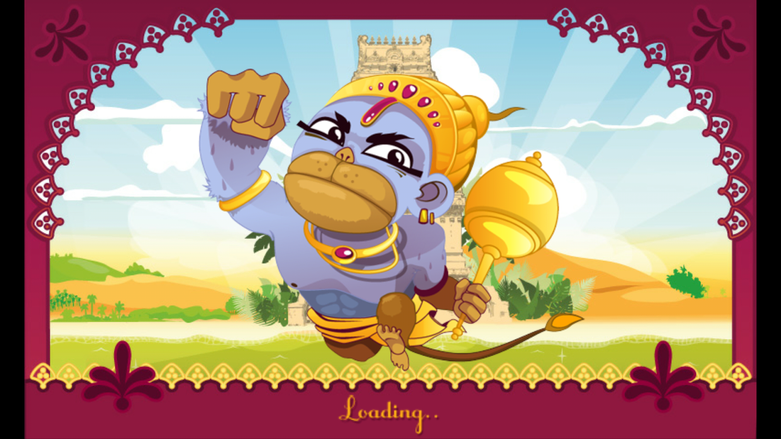 hanuman game free android apps on google play
