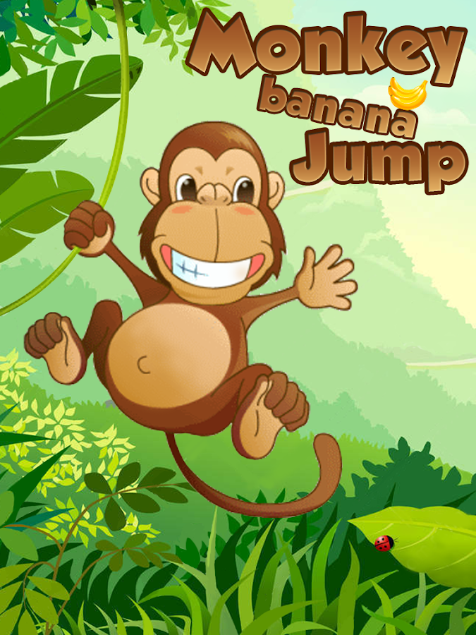 Monkey Banana Game Monkey Banana Jump