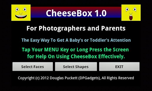 CheeseBox - screenshot thumbnail