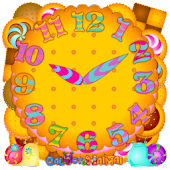 Calgot&Maimai Clock Cookie Ver