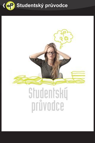 Studentský průvodce