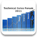 2011 Technical Sales Forum logo